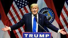 Sieg für Clinton in Außenposten: Trump verliert Vorwahlen in zwei Staaten