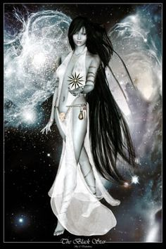 Nyx....the goddess of night
