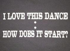 Line dancing shirt