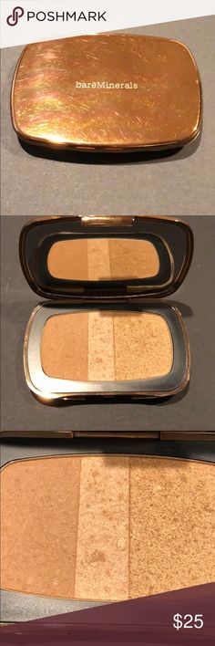 bare Minerals READY Color Blast The Beach Is Waiting COLOR Boost Bronzer bareMinerals Makeup Bronzer