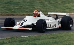 Rupert Keegan (RAM Penthouse Rizla Racing), Williams FW07 - Ford