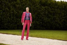 Dieringer Jacket/ Davis Top/ Costin Pant