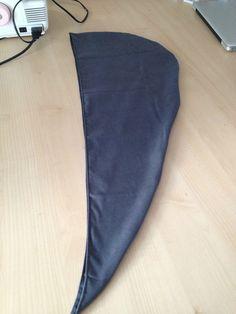 Voici le tuto de la serviette-turban à cheveux à faire en 5 minutes !! Idéale…