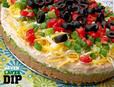 Sous Chefs: 7 Layer Dip