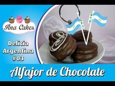 Receita de Faça & Venda: Alfajor de Chocolate