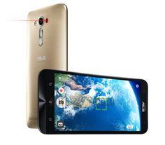 """Смартфон Asus ZenFone 2 Laser ZE500KL 16 Gb Gold  — 12690 руб. —  Android 5.0, поддержка двух SIM-карт, экран 5"""", разрешение 1280x720, камера 13 МП, автофокус, память 16 Гб, слот для карты памяти, 3G, 4G LTE, LTE-A, Wi-Fi, Bluetooth, GPS, ГЛОНАСС, аккумулятор 2070 мАч, вес 140 г"""