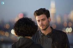 "Blindspot 1x12 ""Scientists Hollow Fortune"" - Francois Arnaud as Oscar #blindspot #francoisarnaud #oscar"