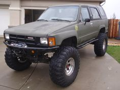 Project: Everything swap 88' 4runner - Page 3