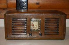 Classic-Working-1940s-RCA-Victor-55X-Tube-Radio