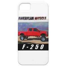 2005 F250 SuperCrew iPhone SE/5/5s Case