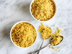 Turmeric Garlic Rice