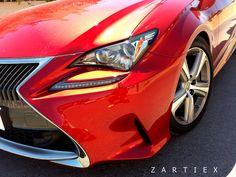 ZARTIEX: New Hybrid Lexus coupe: RC 300h - ZARTIEX