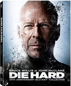 Amazon.com: Die Hard: 25th Anniversary Collection (Die Hard / Die Hard 2: Die Harder / Die Hard with a Vengeance / Live Free or Die Hard / Decoding Die Hard) [Blu-ray]: Bruce Willis: Movies & TV