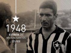 Nilton Santos, Botafogo