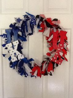 Uk and UofL wreath