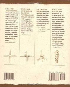 Bread: A Baker's Book of Techniques and Recipes: Jeffrey Hamelman: 9780471168577: Amazon.com: Books