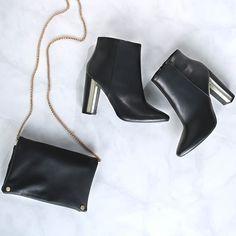 I need these shoes! So stylish yet affordable.