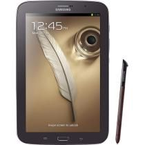 Samsung - Galaxy Note 8.0 Tablet with 16GB Memory - Brown/Black  She can read her favorite books on here and use it for internet access.  Don't think a tablet is too small for a grandmother, this grandmother loves hers!