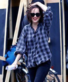 Dakota Johnson on How To Be Single set in NY - 4 June 2015