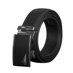 Leather Automatic Buckle Strap - A quality strap made from Genuine leather. This strap is fitted with a durable high-grade alloy automatic buckle. Caps Hats, Mens Fashion, Belts, Leather, Accessories, Campaign, Medium, Moda Masculina, Man Fashion