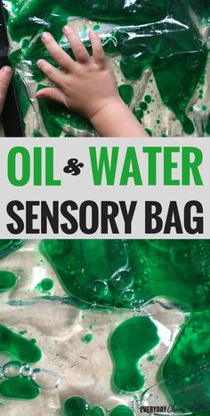 Try this mess free sensory play idea- make your own oil and water sensory bag! G… Try this mess free sensory play idea- make your own oil and water sensory bag! G…,Activities Try this. Baby Sensory Play, Sensory Activities Toddlers, Infant Activities, Baby Sensory Bags, Baby Play, Sensory For Babies, Sensory Activities For Autism, Science Activities For Toddlers, Toddler Sensory Bins