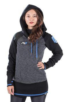 Andromeda Pathfinder Hoodie ~ $50 ~ Mass Effect Gifts!