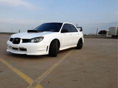 2007 Subaru Impreza #subaru #impreza #wrx