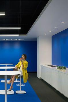 HDR Opens New Omaha Headquarters   Companies   Interior Design   Coalesse Enea Lottus