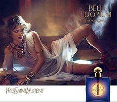 Yves Saint Laurent - YSL Belle d'Opium Fragrance F/W 10