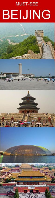 Must-See Sites in Beijing