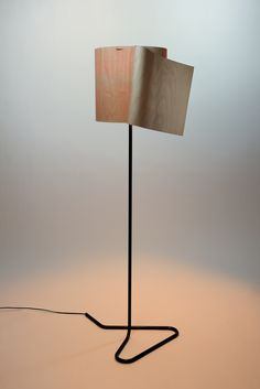Folded Lamp | by Lina Huring