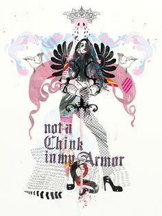 The things I did while I was gone by Raphael Vicenzi, via Behance