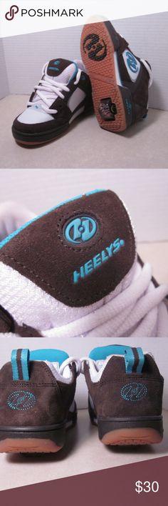 63be5c1df5 HEELYS Shoes Grind Heely Skate Boys 3   Girls 4 HEELYS Shoes Grind Heely  Skate 9173