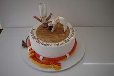 A Special Cake: Capoeira