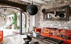 We're obsessing over bohemian artist retreats. These sanctuaries for the creative mind keep everything open and spacious, while incorporating eclectic and vibrant designs for a stimulating yet minimalist aesthetic. Here's how you can create one in your own home: 1. Pare Down Your Designs After you've chosen a space in which you want to have …