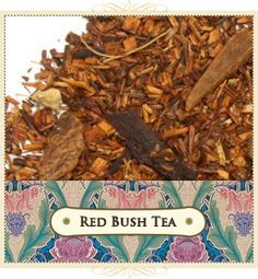 Spicy Plum Rooibos: Cinnamon,hibiscus and rose hips combine to create this luxurious tea.