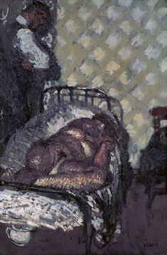 Walter Richard Sickert L'Affaire de Camden Town 1909 Private collection