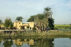 Nile Valley-small house