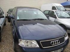 Audi A6 1.9 TDi110 Pack Cuir occasion de 1998 en vente à RUEIL MALMAISON (95) à 5000 euros