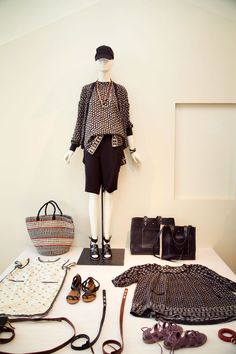 Inside the Studio: Madewell-madewell studio visit - Marie Claire *Spring 2014