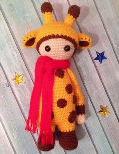 Мини лалилала Lalylala жираф Джина