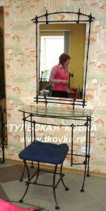 Комплект кованой мебели БАМБУК