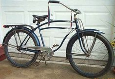 1942 Hawthorne Bicycle