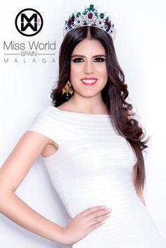 Miss World CASARES - Nerea Navarro   ¡Tú puedes convertirla en FINALISTA!  #misscasares #missworldcasares #missworldmalaga #missworldspain #missworld #missmundo #malaga #benalmadena #benalmadenapueblo #arroyodelamiel #missmundomalaga #missmundoespaña #españa #spain