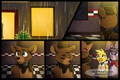 FNAF - Chapter 1 - 2 by CristalWolf567