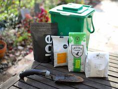 Eco-friendly coffee bags