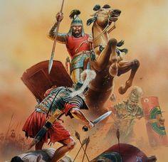 Romans vs Parthians