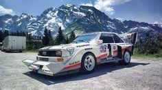 Audi Quattro Sport Type-B