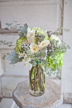Sage Green Wedding Concept.
