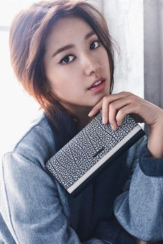 Park Shin Hye for #BrunoMagli - 2015 F/W